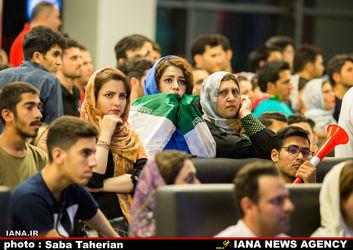 تماشای فوتبال ایران و پرتغال