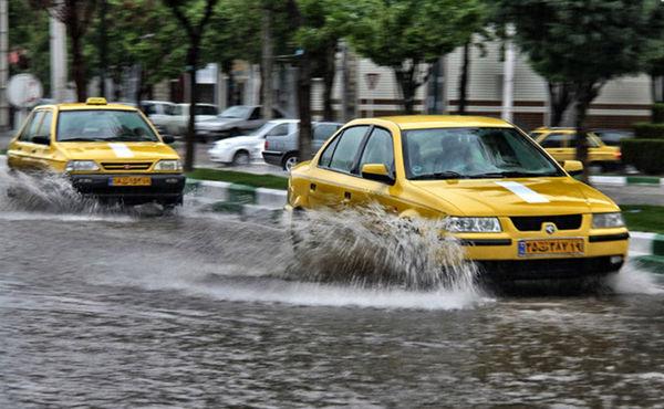 باران آمد اما آب را به سدها نرساندند