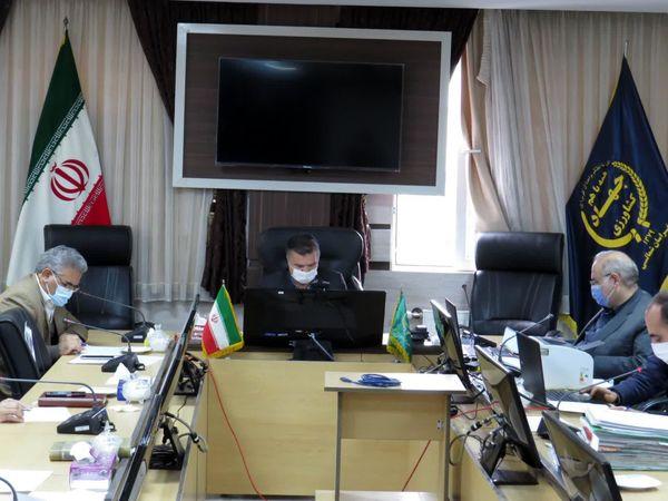 برگزاری یازدهمین جلسه کمیسیون طرحهای کشاورزی و تولیدی در خراسان شمالی