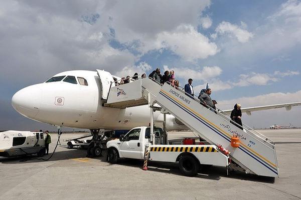 تعیین قیمت بلیت هواپیما برای پروازهای داخلی تا پایان مهر