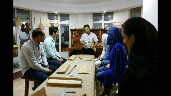 نخستین آموزشگاه ساز سازی در ایران افتتاح شد