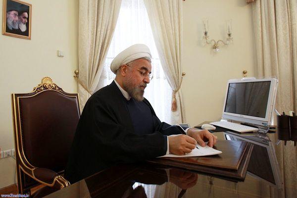 قدردانی رئیس جمهوری از تیم ملی
