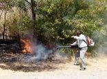 ارسال ۶ دستگاه دمنده به منطقه آتشسوزی خائیز