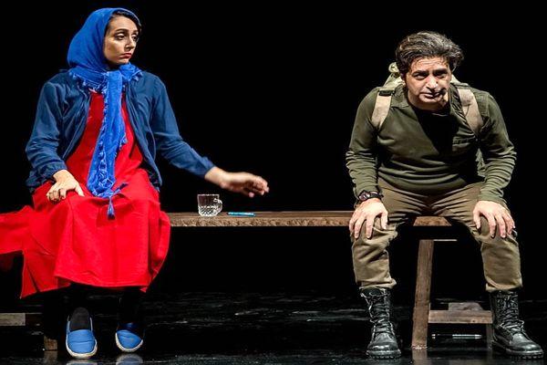 اجرای «این قصه را آهسته بخوان» برای هنرمندان، منتقدان و خبرنگاران