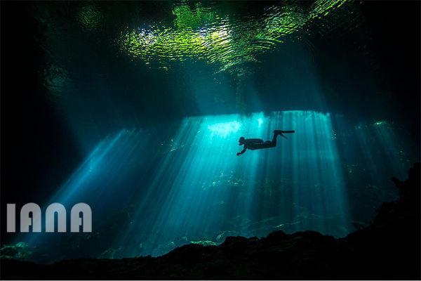 غواصی در آبهای مکزیک