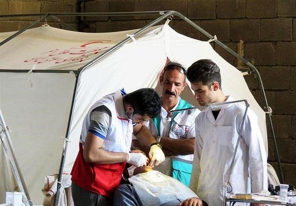 اعزام کاروانهای سلامت به روستاها