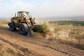 رفع تصرف اراضی کشاورزی در البرز