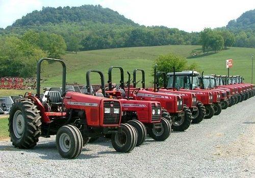 تعرفه پلاک گذاری ماشین های کشاورزی تعیین می شود
