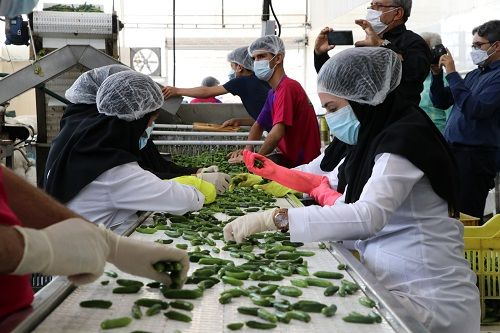 افتتاح دو کارخانه مواد غذایی در شهرستان پاسارگاد