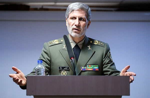 واکنش وزیر دفاع به پیشنهاد مذاکره  ترامپ با ایران