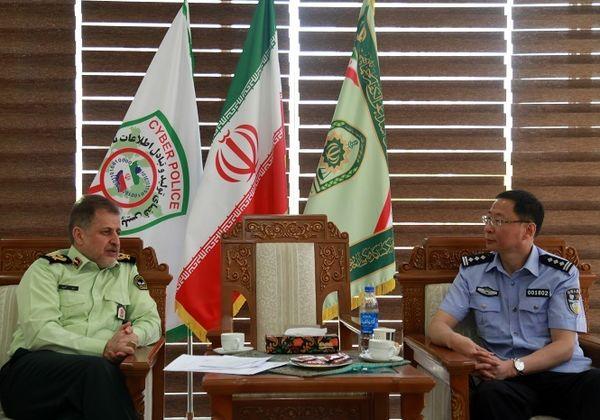 ایران با چین همکاری فناوری پلیسی میکند