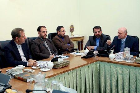 تاکید معاون اول رییس جمهوری برای جبران خسارات ناشی از سرمازدگی به محصولات کشاورزی مازندران