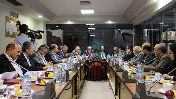 ارمنستان در زمینههای کشاورزی و فناوری اطلاعات آماده همکاری با ایران است