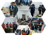 بازدید معاون بهبود تولیدات گیاهی سازمان از چند واحد صنایع تبدیلی و تکمیلی محصولات کشاورزی در شهرستان تاکستان