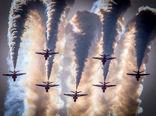 عکس برگزیده مسابقه عکاسی نیروی هوایی انگلیس