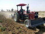 238 دستگاه تراکتور به ناوگان کشاورزی سیستان و بلوچستان اضافه شد