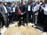 عملیات اجرایی کانال انتقال آب اوغان در شهرستان سراب آغاز شد