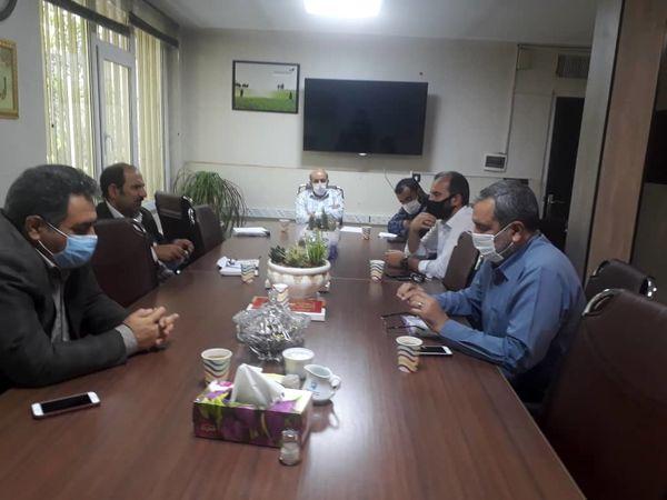 همکاری بخش خصوصی شهرستان تهران در توسعه کشت کلزا