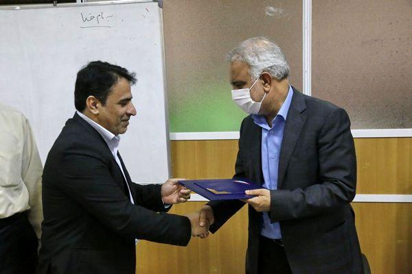یک هرمزگانی، مشاور و دستیار ویژه رئیس سازمان شیلات ایران شد