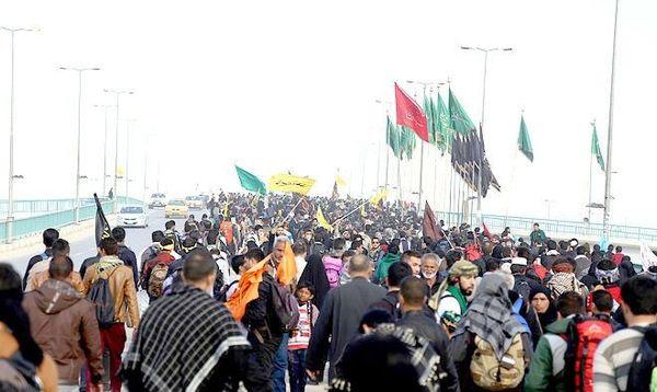 امضای تفاهمنامه با عراق برای تسهیل در راهپیمایی اربعین