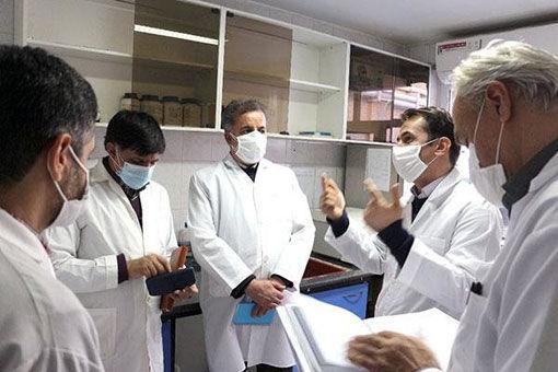 آزمایشگاه های دامپرشکی استان از پرسنل متخصص و تجهیزات پیشرفته برخوردارند