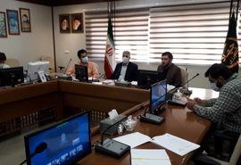 برگزاری وبینار تبیین وتشریح مفاد تفاهمنامه معاونت آب و خاک و سازمان بسیج سازندگی