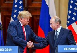 پوتین: من در انتخابات دوست داشتم ترامپ پیروز شود