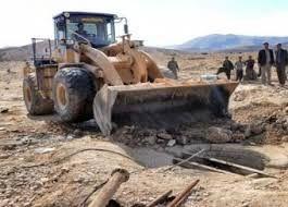 هشدار جدی به متخلفان ساخت و سازهای غیرمجاز در اراضی زراعی و باغی