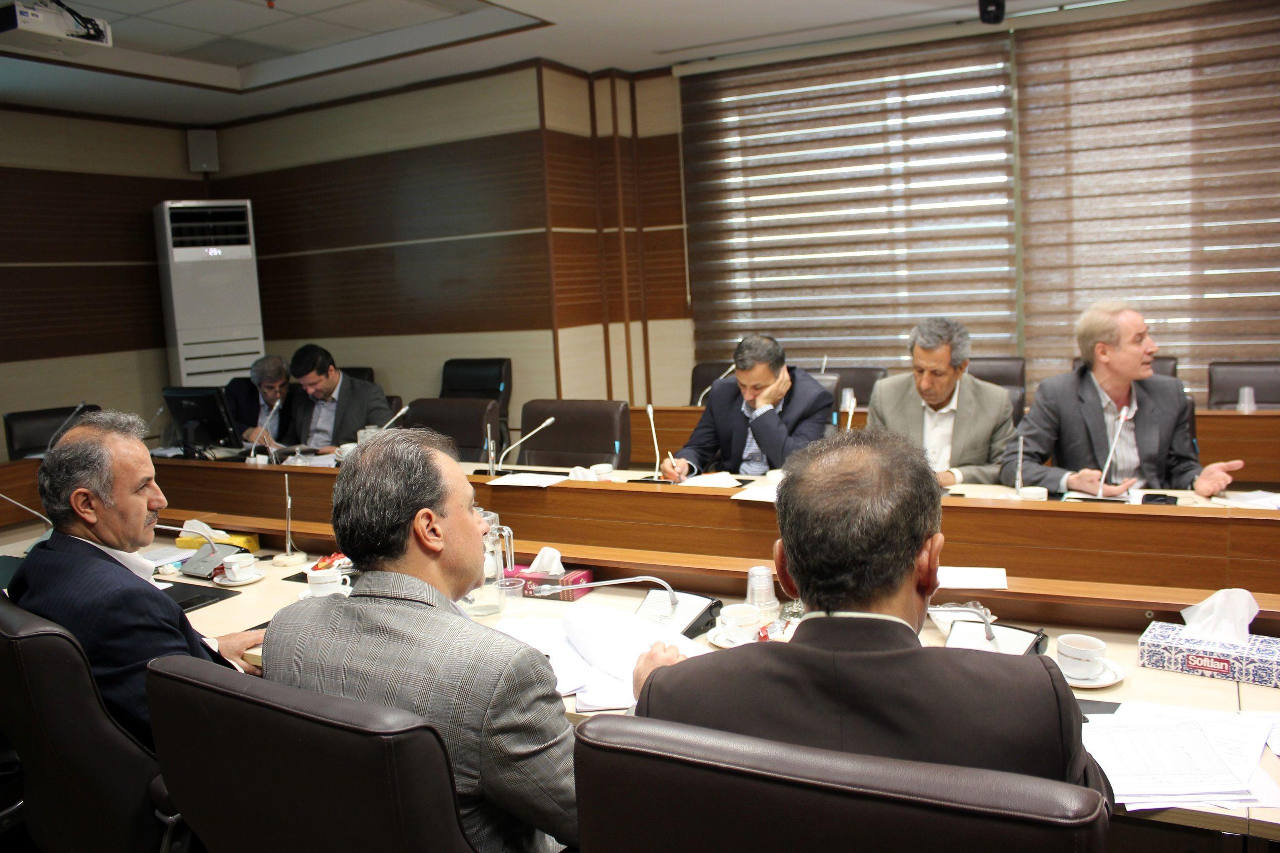 نوزدهمین جلسه شورای سیاستگذاری گلخانهای کشور