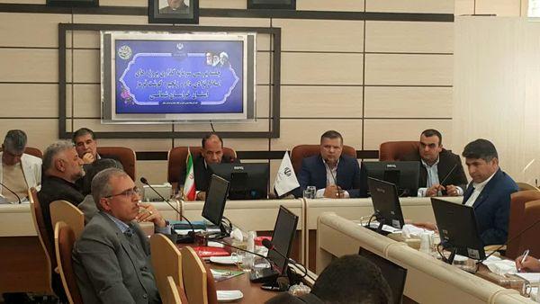 جلسه بررسی مشکلات سرمایه گذاران بخش دامپروری در خراسان شمالی برگزار شد