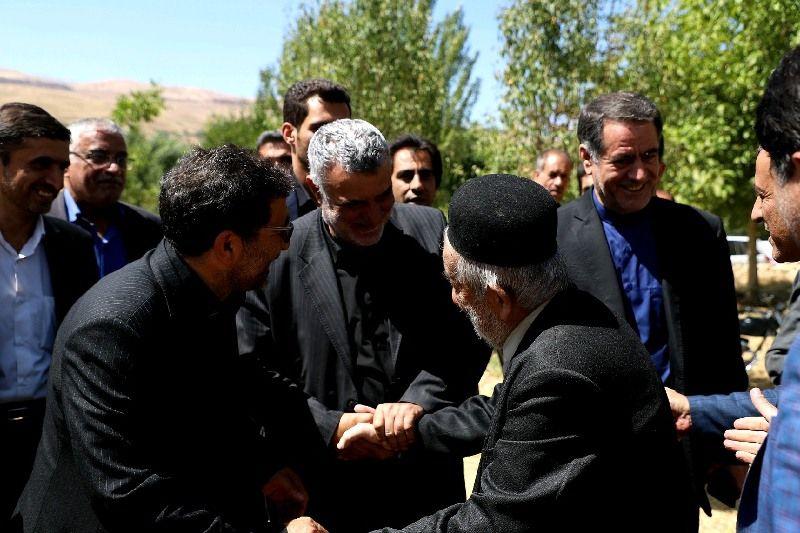 سفر وزیر جهاد کشاورزی به استان چهارمحال و بختیاری