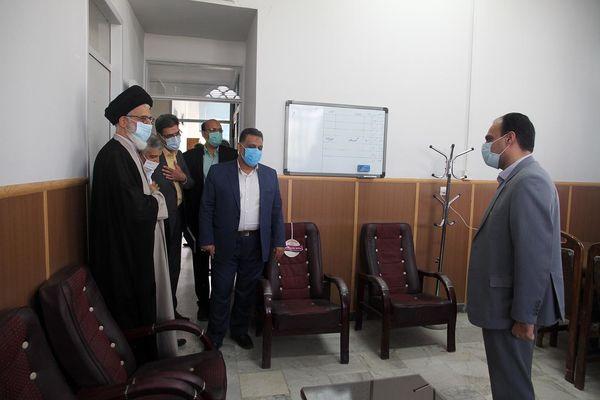 دیدار نوروزی ریاست سازمان جهاد کشاورزی یزد با همکاران بخشهای مختلف سازمان