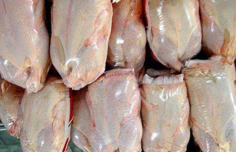 عرضه هزار تن مرغ منجمد  در سیستان وبلوچستان