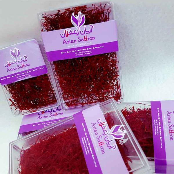 بهرهبرداری از چهار واحد بستهبندی زعفران در استان گلستان
