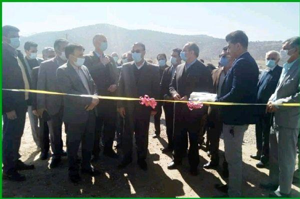 افتتاح 6 پروژه گلخانه، گیاهان دارویی، دامداری صنعتی
