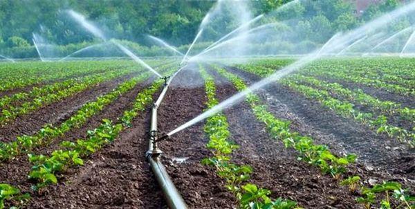 150 هکتار از اراضی زراعی و باغی سامان به سیستم های نوین آبیاری مجهز می شود