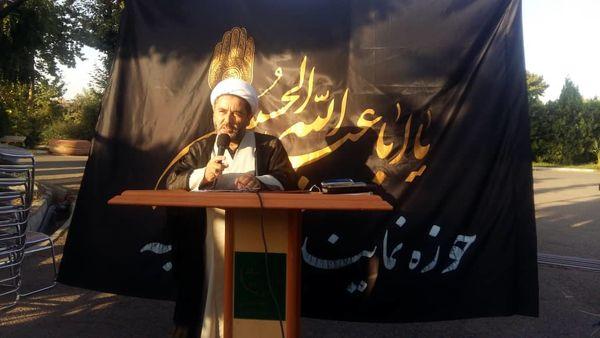 قیام امام حسین یک حرکت تمدن ساز است