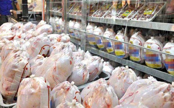 ممنوعیت ورود گوشت مرغ به چهارمحال و بختیاری