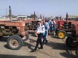 پلاک ۱۱ هزار دستگاه ادوات کشاورزی در کردستان تعویض میشود