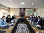 جلسه شرکت خدمات کشاورزی با سازمان فضایی ایران و استارتآپهای کشاورزی
