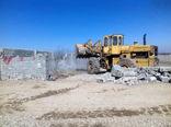 ۶۸ مورد عملیات ساخت و ساز غیرمجاز اراضی کشاورزی میاندوآب متوقف شد