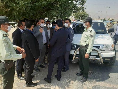 حمایت دادستان شهرستان شیراز از حفظ کاربری اراضی ملی و کشاورزی