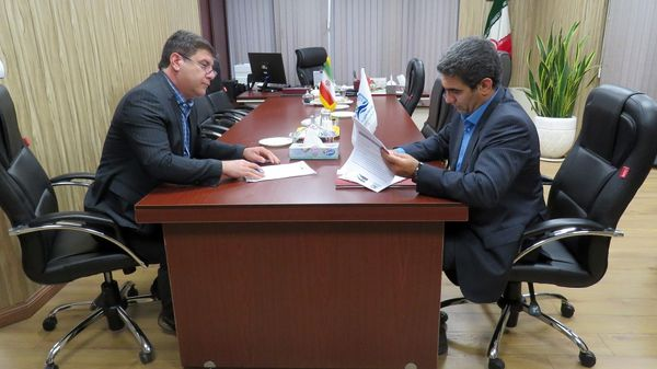 مبادله تفاهم نامه توسعه ۳۳۷۰ هکتاری شهرک های کشاورزی در استان کرمانشاه