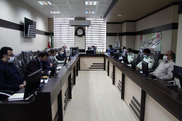 برگزاری جلسه کارگروه پیش بینی و پیشگیری از گسترش مناطق جدید بافتهای ناکارآمد استان ایلام
