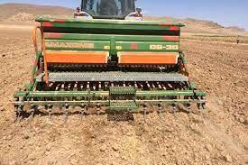 آغاز کشت محصولات زراعی پاییزه در خراسان شمالی