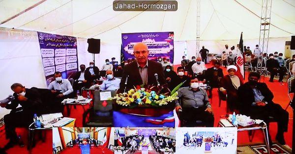 14 طرح شیلاتی با فرمان رئیس جمهور افتتاح شد