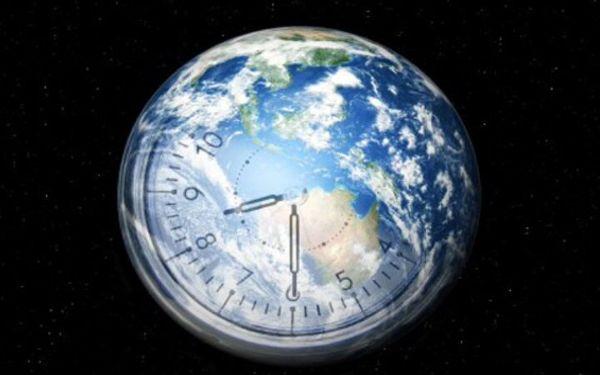 ساعت زمین رویدادی جهانی