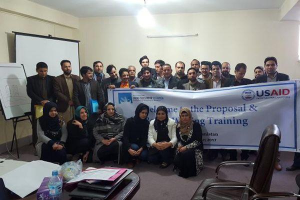 امنیت غذایی در محصولات کشاورزی افغانستان تقویت میشود