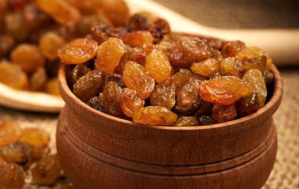 صادرات 1360 تن کشمش از زنجان