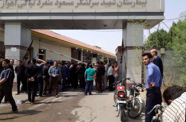 تکذیب شهادت یک خبرنگار در حمله تروریستی اهواز